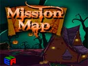 Игра Halloween Mission Map