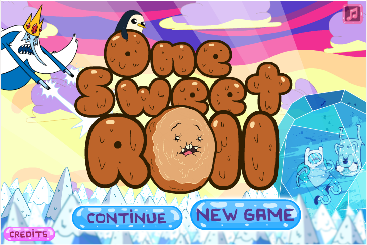 Играть One Sweet Roll