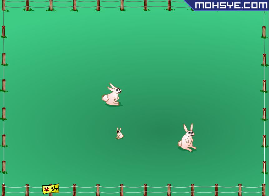 Играть Breeder: Love and rabbits