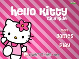 Hello Kitty: City Ride