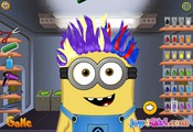 Minion - At hair Salon