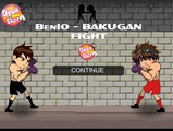Играть Ban10-Bakugan:Fight