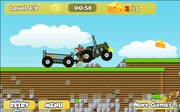 Играть Tom and Jarry:Tractor