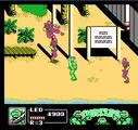 Играть Teenage Mutant Ninja Turtles III-The Manhattan Project