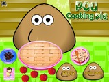 Играть Pou Cooking Pie