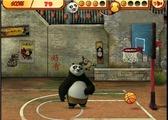 Играть Kung Fu Panda Hoops Madness