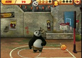 Kung Fu Panda Hoops Madness