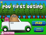 Играть Pou First Outing
