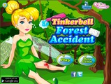 Играть Tinkerbell Forest Accident