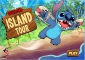 Играть Stitch's Island Tour