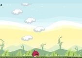 Играть Angry Birds Jumping