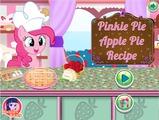 Pinkie Pie Apple Pie Recipe