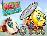 Играть Heli Fun Drive