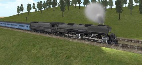 игра поезд с вагонами