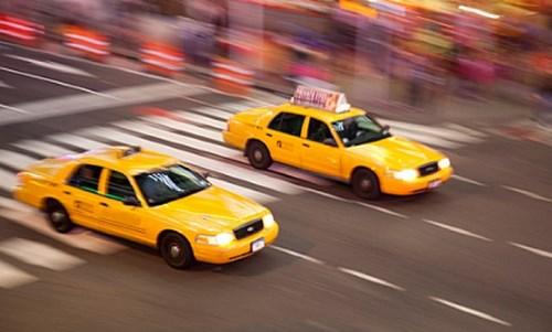 гонки такси