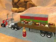 Играть 18 Wheeler Cargo Simulator