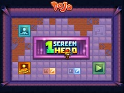 Игра One Screen Hero