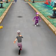Играть Angry Gran Run Japan