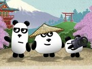 3 Pandas In Japan (Mobile)
