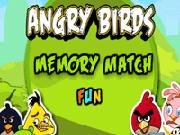 Играть Angry Birds Memory Match Fun
