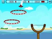Игра Angry Birds Slingshot Fun 2