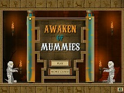Игра Awaken of Mummies