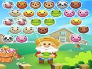 Игра Bubble Farm
