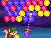 Игра Bubble Woods