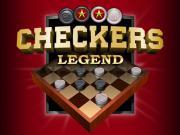 Игра Checkers Legend