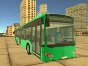 Играть City Tour Bus Coach Driving Adventure