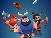 Игра Clash Of Vikings