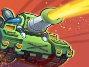 Игра Clash of Tanks