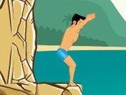 Игра Cliff Diving