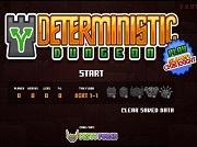 Играть Deterministic Dungeon