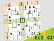 Играть Dagelijkse Sudoku