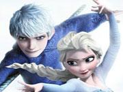 Играть Elsa & Jack Tetris