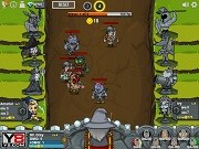 Игра Epic Clicker Saga Of Middle Earth