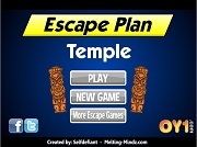 Escape Plan: Temple