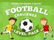 Игра Football Challenge Level Pack