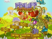 Игра Fruit Defense 4