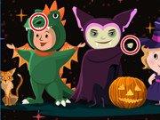 Играть Halloween Differences