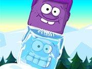 Игра Icy Purple Head