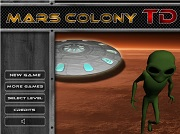 Mars Colony TD