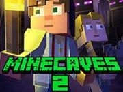 Игра Minecaves 2