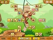 Игра Monkey Mahjong Connect