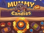 Игра Mummy Candies