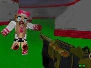 Игра Pixel Swat Zombie Survival