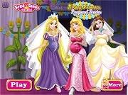 Pregnant Princesses Dressup