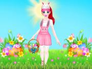 Играть Princess Easter hurly burly