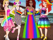 Игра Princess Pride Day